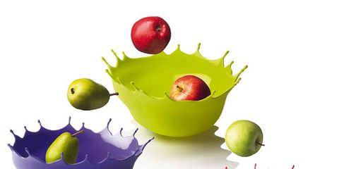 Green, Serveware, Dishware, Produce, Natural foods, Food, Fruit, Purple, Magenta, Still life photography,