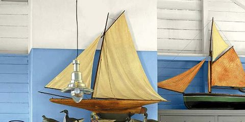 Room, Furniture, Table, Sail, Watercraft, Boat, Sailboat, Mast, Home appliance, Cabinetry,