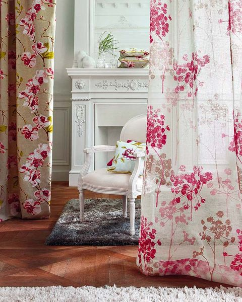Room, Interior design, Green, Textile, Pink, Floor, Home, Flooring, Wall, Interior design,