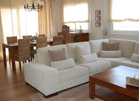 Wood, Interior design, Room, Floor, Furniture, Flooring, Table, Living room, Hardwood, Couch,