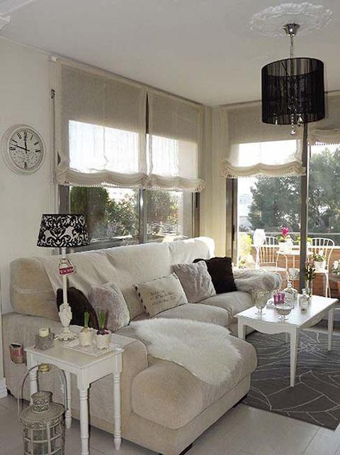 Room, Interior design, Home, Living room, Furniture, Wall, White, Floor, Couch, Table,