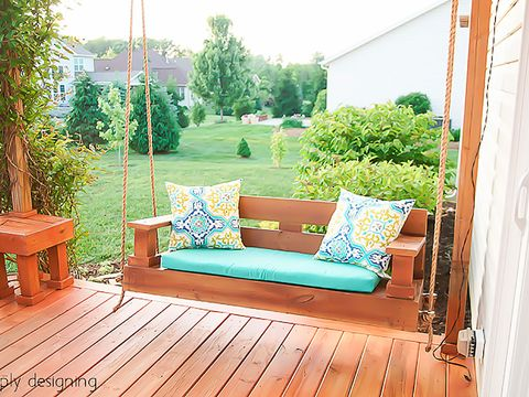 Wood, Hardwood, Furniture, Home, Couch, Wood flooring, Outdoor furniture, Wood stain, Stool, Garden,