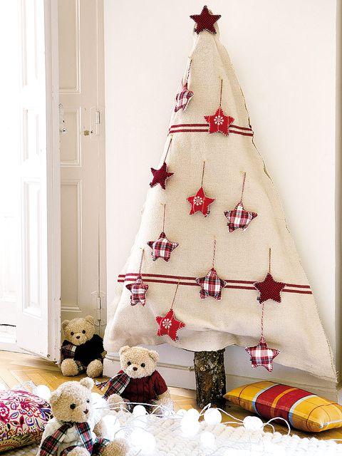 Interior design, Door, Room, Stuffed toy, Christmas decoration, Interior design, Home door, Christmas, Toy, Costume accessory,