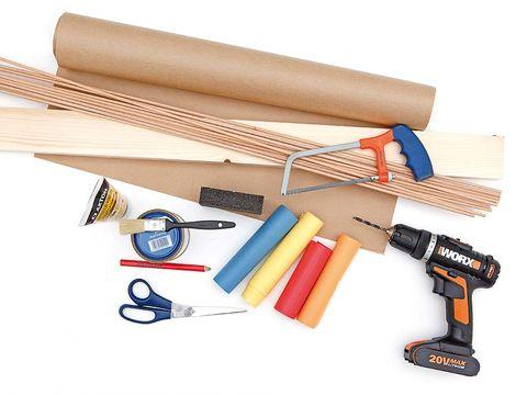 Drill, Office supplies, Beige, Stationery, Handheld power drill, Tool, Flag, Drill accessories, Pneumatic tool, Screw gun,