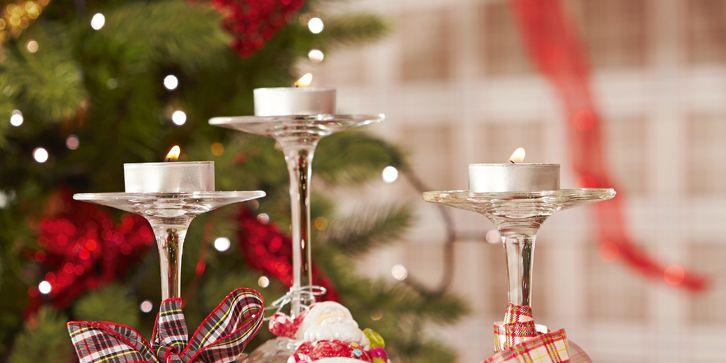 Adornos de navidad hechos a mano for Accesorios para decorar en navidad