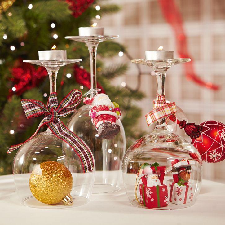 Genial Adornos De Navidad Hechos A Mano