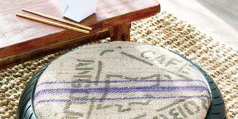 Circle, Embroidery, Needlework, Craft,