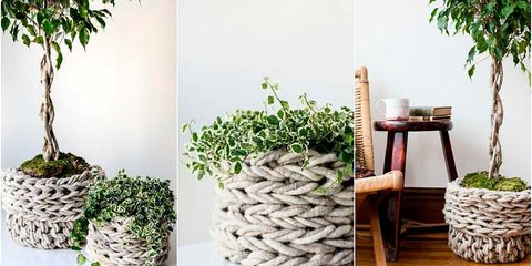 Furniture, Wicker, End table, Coffee table, Basket, Natural material, Outdoor furniture, Still life photography, Rope, Herb,