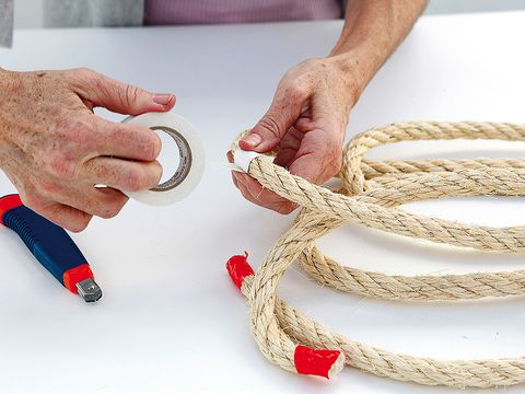 Rope, Hand, Finger, Cable, Fashion accessory,