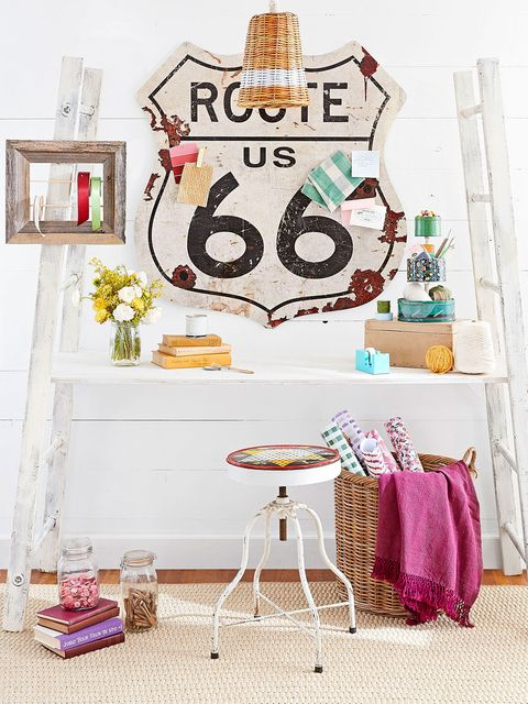 Room, Furniture, Pink, Table, Interior design,
