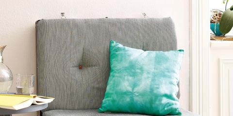 Wood, Floor, Green, Room, Wall, Textile, Flooring, Furniture, Interior design, Teal,
