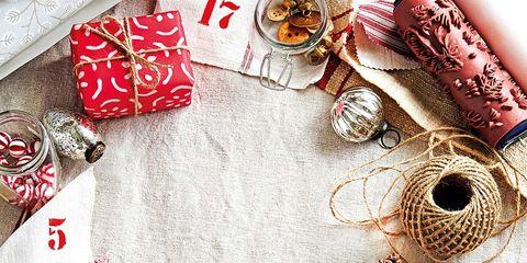 Kitchen utensil, Craft, Christmas decoration, Needlework,