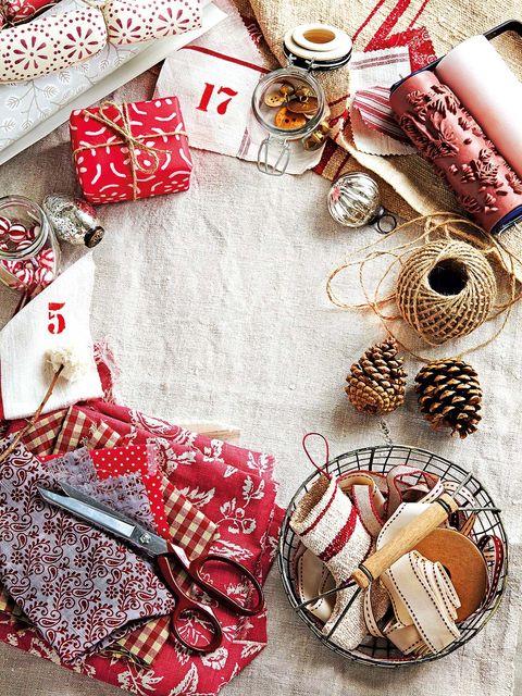 Ideas Para Regalar Navidad Manualidades.Crea Tu Navidad 12 Ideas Para Decorar Tu Casa