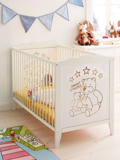 Product, Room, Infant bed, Nursery, Interior design, Bed, Baby toys, Baby Products, Toy, Bed frame,