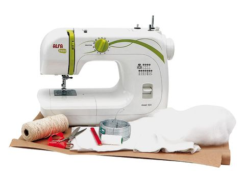 Product, Sewing machine, Line, Machine, Sewing machine feet, Home appliance, Household appliance accessory, Sewing, Creative arts, Home accessories,