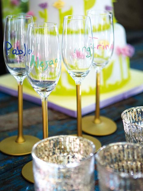 Stemware, Wine glass, Glass, Drinkware, Champagne stemware, Tableware, Drink, Table, White wine,