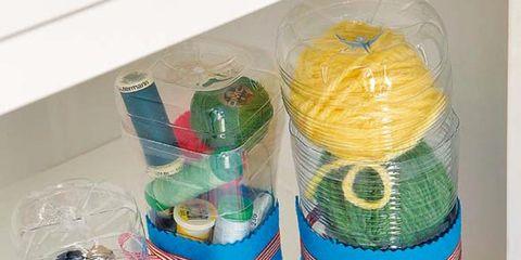 Present, Party supply, Plastic, Ribbon, Craft, Souvenir, Party favor, Plastic wrap,