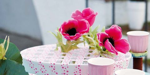 Petal, Pink, Magenta, Flower, Flowering plant, Cut flowers, Interior design, Centrepiece, Floristry, Rose family,