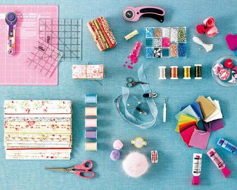 Pink, Magenta, Stationery, Craft, Paper product,