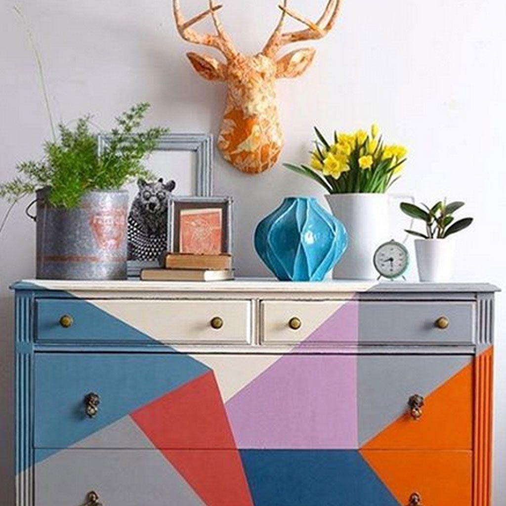 Las mejores ideas para pintar muebles con Chalk Paint