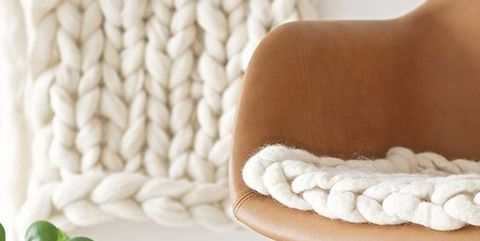 Flowerpot, Room, Plant, Beige, Furniture, Houseplant, Wool,