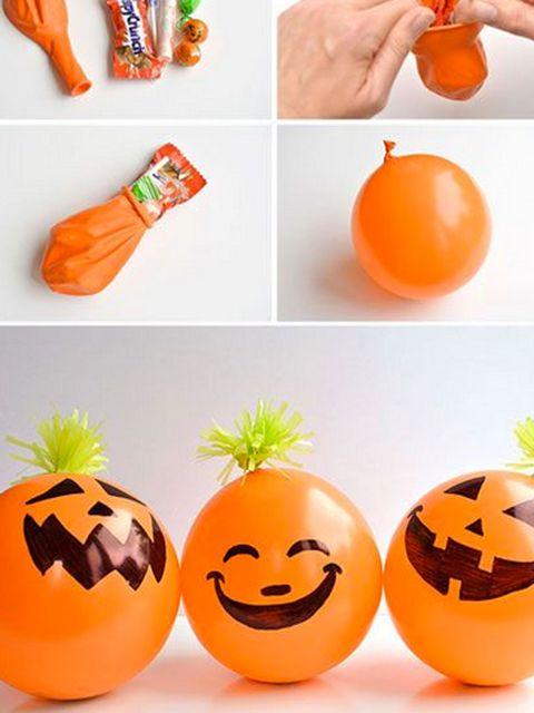 Las manualidades más simpáticas para un Halloween creativo