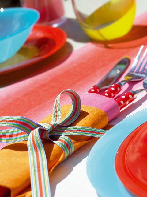 Spoon, Cutlery, Food, Tableware, Fork, Tablecloth, Textile, Table, Kitchen utensil, Linens,