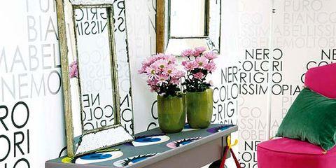 Flowerpot, Magenta, Purple, Lavender, Bag, Flower Arranging, Pillow, Rectangle, Bouquet, Floral design,