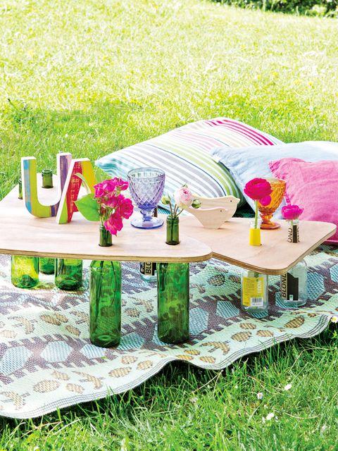 Unas mesas diferentes