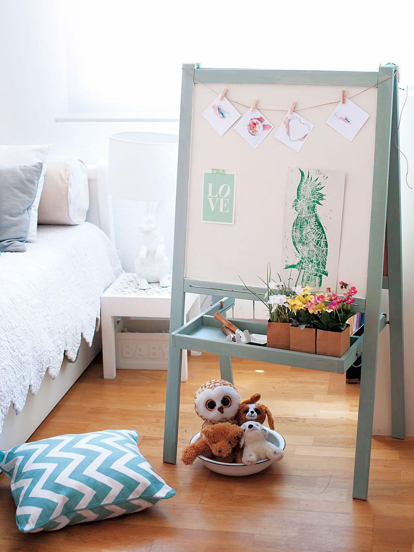 A Muebles Con Tiza Que La Transforman Pintura Se vYfbgy76