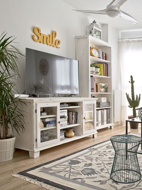 Muebles que se transforman con pintura a la tiza - Como restaurar muebles ...