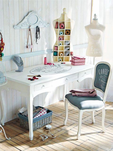 Room, Furniture, Floor, Table, Flooring, Interior design, Shelving, Drawer, Desk, Cabinetry,
