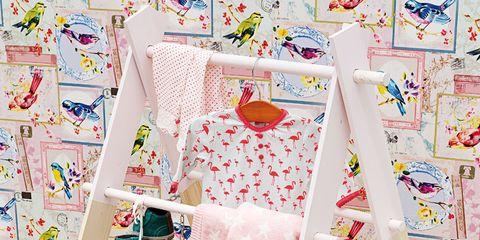 Textile, Pink, Peach, Walking shoe, Creative arts, Linens, Decoration, Craft, Outdoor shoe, Paper product,