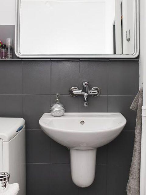 Cambia la imagen de tu baño en un fin de semana - DIY