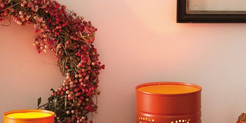 Produce, Orange, Interior design, Still life photography, Picture frame, Vegetable, Natural foods, Vegan nutrition, Cylinder, Holiday,