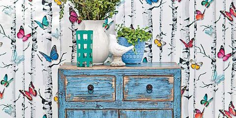 Blue, Teal, Turquoise, Cabinetry, Aqua, Azure, Drawer, Handle, Creative arts, Wood stain,