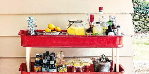 Serveware, Dishware, Shelving, Bottle, Shelf, Porcelain,