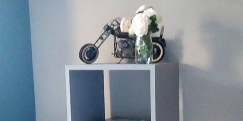 Room, Floor, Grey, Shelving, Rose, End table, Plywood, Toy, Writing desk, Shelf,
