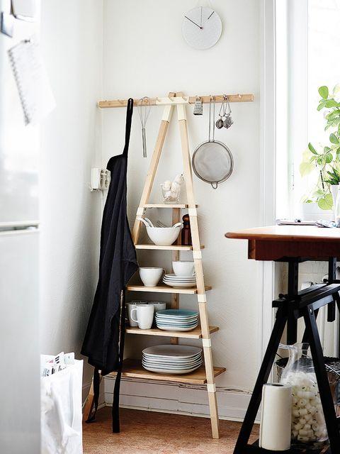 Wood, Room, Wall, Shelving, Shelf, Camera accessory, Home accessories, Houseplant, Iron, Interior design,