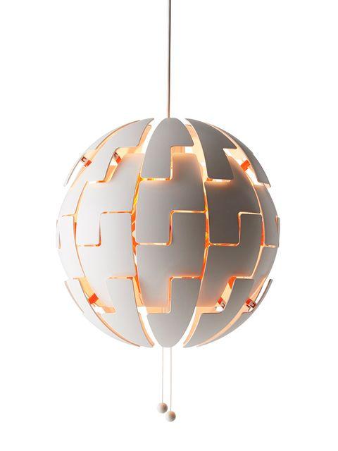 Product, Orange, Line, Amber, World, Sphere, Interior design, Light fixture, Ball, Diagram,