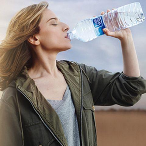 Clothing, Liquid, Product, Drinkware, Bottled water, Bottle, Drinking water, Jacket, Fluid, Water bottle,