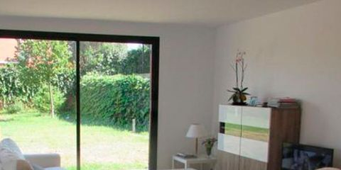 Furniture, Room, Property, Floor, Wood flooring, Interior design, Living room, Laminate flooring, Hardwood, Table,