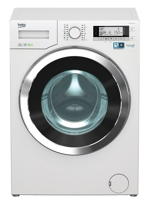 Major appliance, Colorfulness, Photograph, White, Line, Washing machine, Clothes dryer, Circle, Space, Grey,