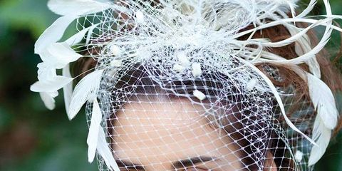 Face, Nose, Lip, Hairstyle, Skin, Chin, Eyebrow, Headpiece, Style, Hair accessory,