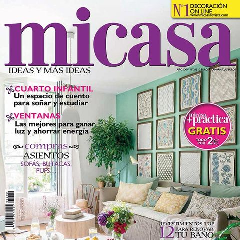 Magazine, Room, Interior design, Home, Publication, Window, Furniture,