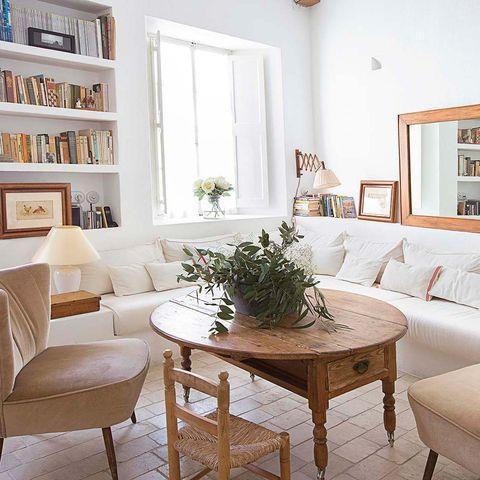 Room, Interior design, Living room, Furniture, Wall, Table, Home, Interior design, Shelf, Floor,