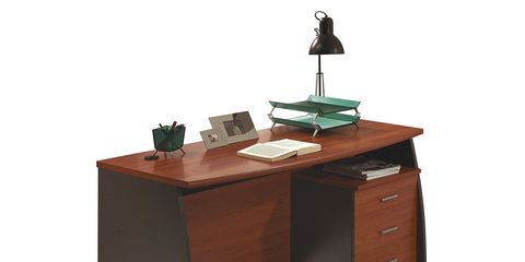 Wood, Table, Drawer, Furniture, Cabinetry, Desk, Grey, Chest of drawers, Writing desk, Rectangle,