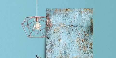 Blue, Basketball hoop, Textile, Teal, Turquoise, Aqua, Azure, Net, Basketball, Linens,