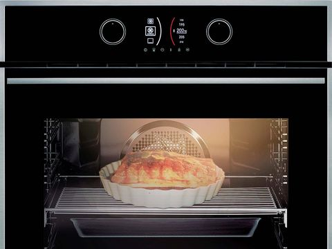 Oven, Microwave oven, Kitchen appliance, Toaster oven, Heat, Grilling, Baking, Cooking, Home appliance, Cooktop,
