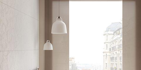 Bathroom, White, Bathtub, Tile, Room, Interior design, Property, Floor, Wall, Plumbing fixture,
